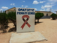Omatjete Primary School, Damaraland